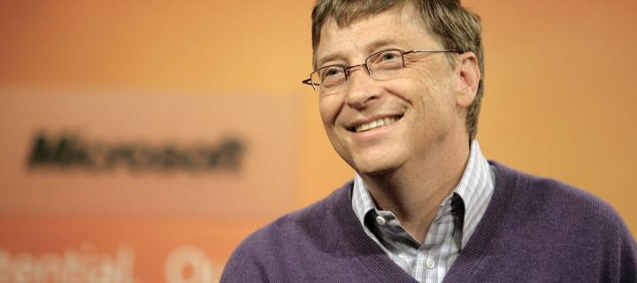 Bill Gates: 5 citátů, které nás naučí cenné životní lekce