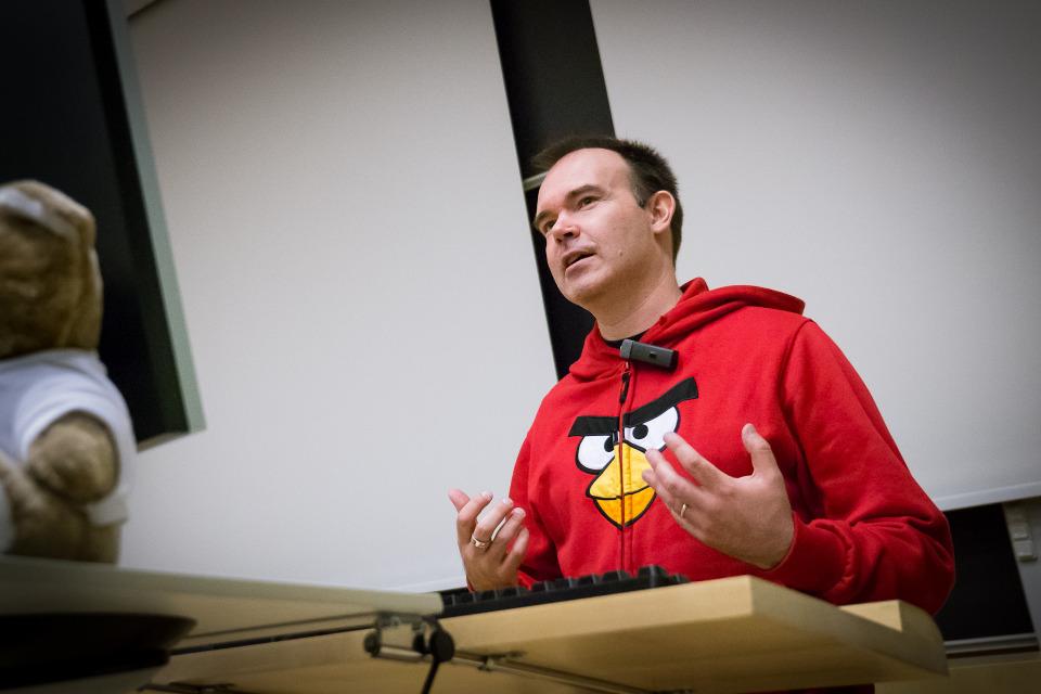 Peter Vesterbacka from Rovio
