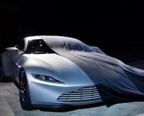 V nové bondovce se opět objeví Aston Martin