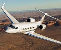 Pronajměte si nejdražší soukromé letadlo! Budete potřebovat jen 3,3 milionů korun