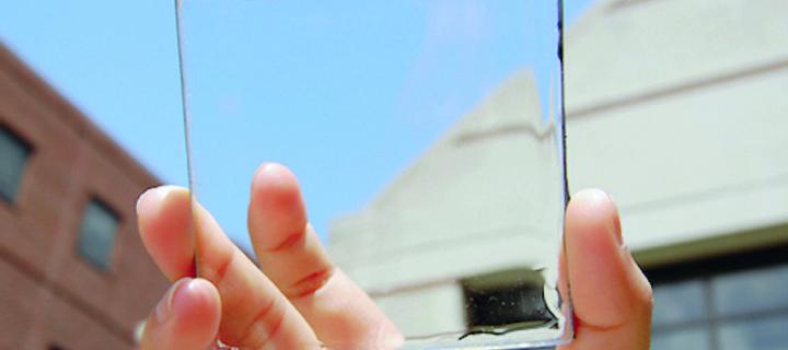 Solární revoluce přichází: Transparentní panely jsou okna do budoucnosti