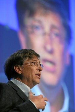 A New Approach to Capitalism in the 21st Century: Bill Gates